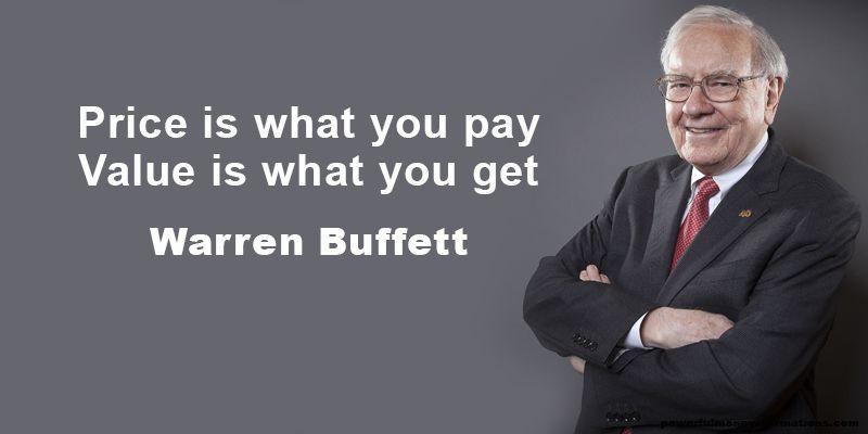 warren buffet quote