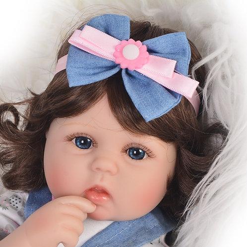 Bebê Reborn barata com Lacinho