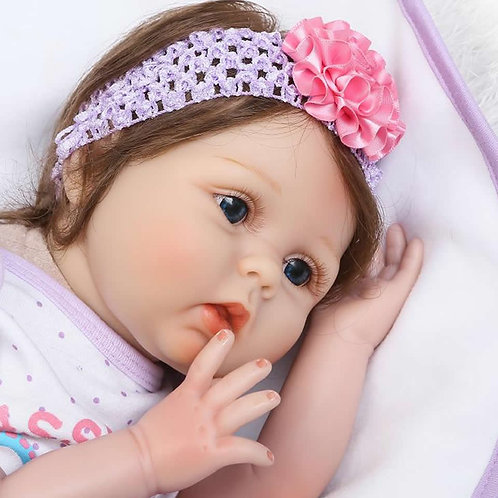 Boneca Reborn Bebe Reborn Lucy