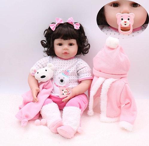 bebê reborn bonecas real Reborn