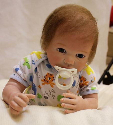 Boneca Reborn bonecas bebê menino