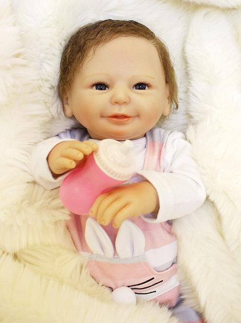 Bebe reborn coelhinho real