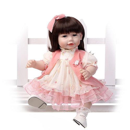 boneca bebê reborn belíssima