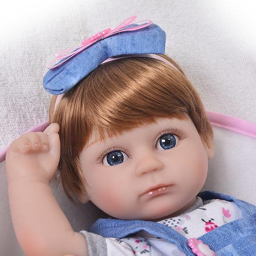 Bebê Reborn barata Alice