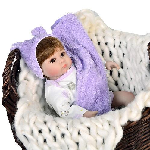 Bebe Reborn 40 cm linda promoção