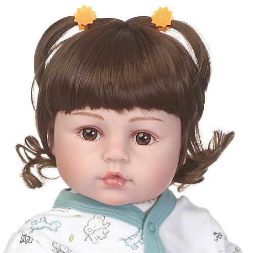 lindo bebe reborn toto