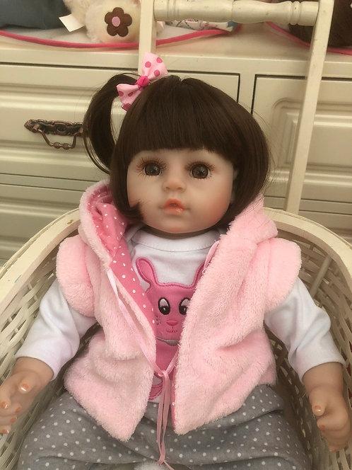 Bebes reborn baby alive Artesanal Silicone adorável