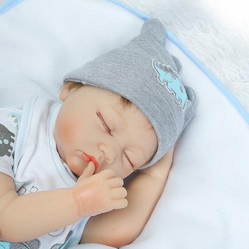 Bebe Menino Bonecas Reborn dormindo
