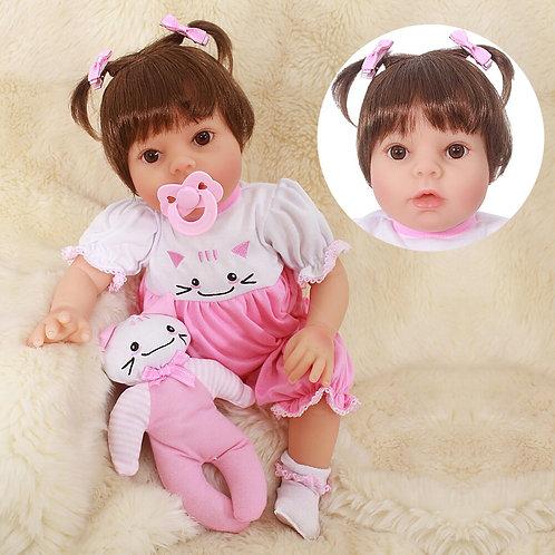 Bonecas bebe reborn diferente