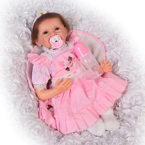 bebe reborn princesa  perfeita npk