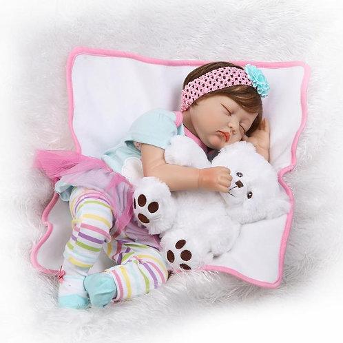 bonecas real reborn Realistas dormindo