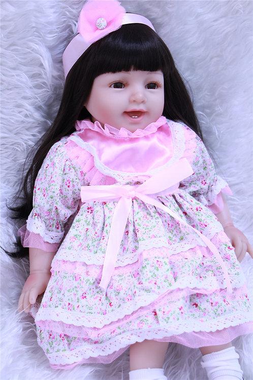 Bebê Real Reborn Boneca Meninas