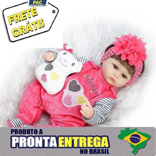 Boneca Bebe Reborn pronta entrega mais barata da internet
