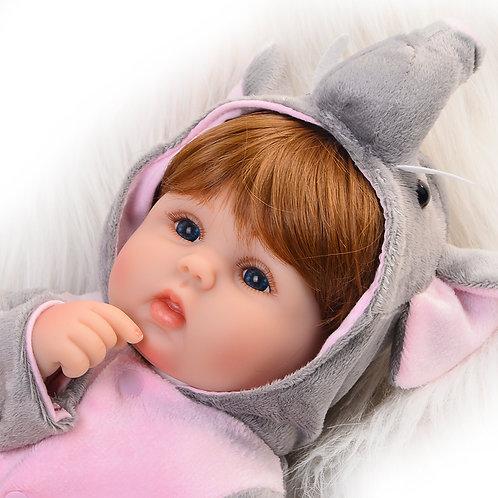 Boneca Reborn Bebe Reborn Elefantinho