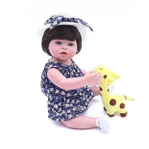boneca reborn pode molhar barata
