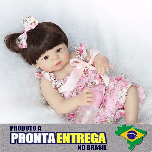 Boneca Bebe Reborn mais barata envio imediato 100% VINIL SILICO