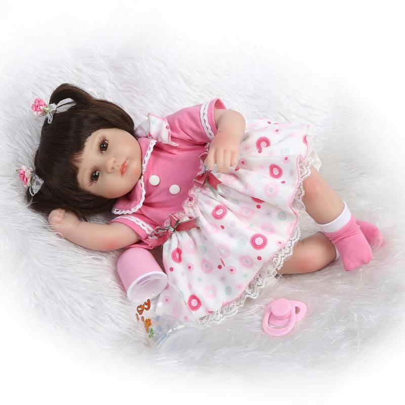 Boneca Bebe Reborn Barata