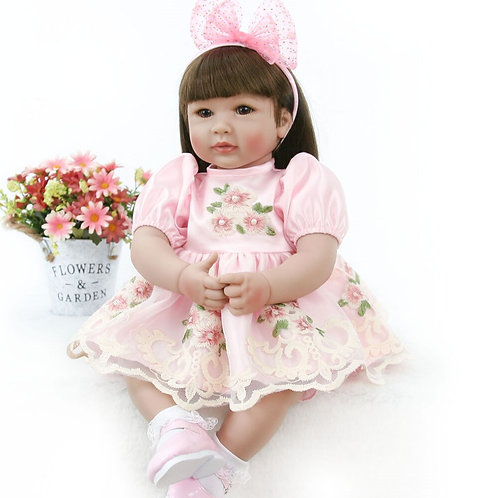 bonecas real reborn princesa