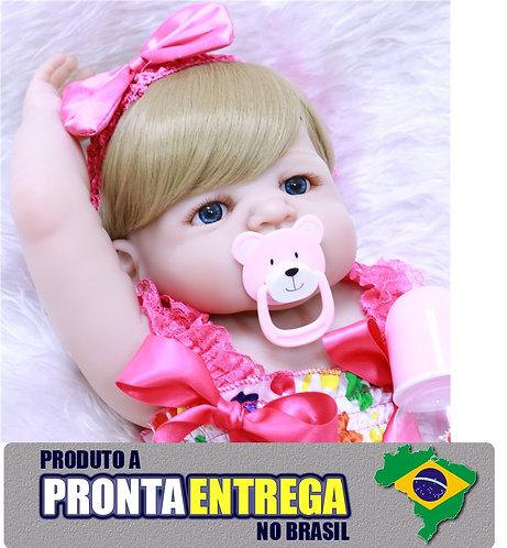BONECA BEBE REBORN PRONTA ENTREGA