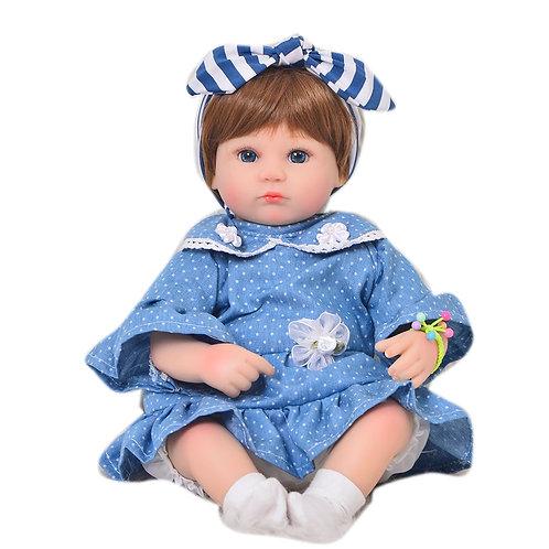 Realista Boneca Reborn Babies Suave