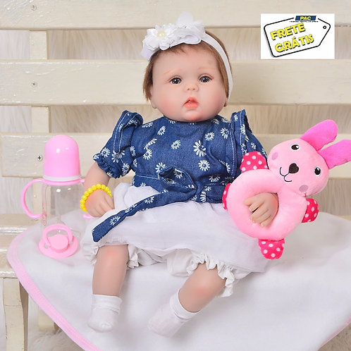 Bebê Reborn Alice Baby