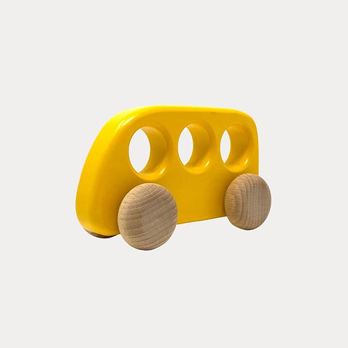 Bajo Bus Yellow for toddlers
