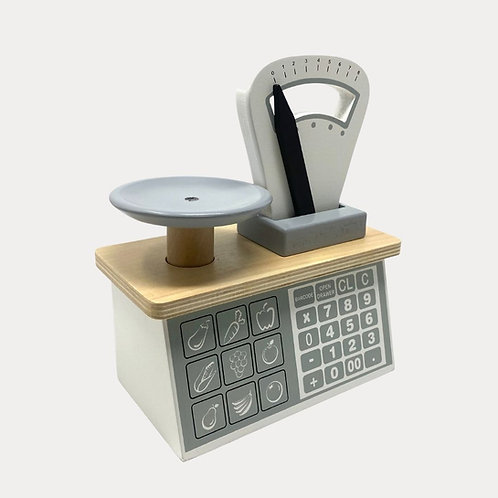 Wooden Toy Scale