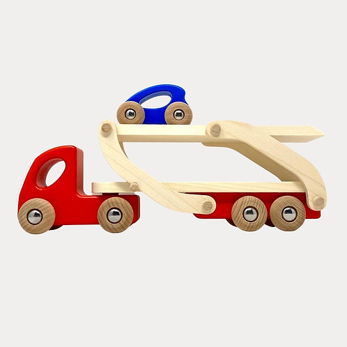 Bajo Wooden Transporter for toddlers
