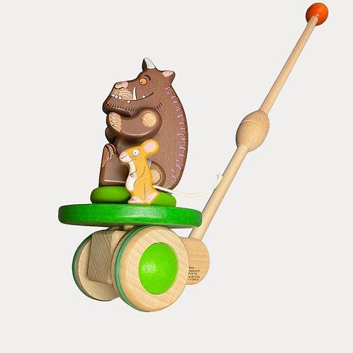 Bajo Gruffalo and Mouse Push Along Toy