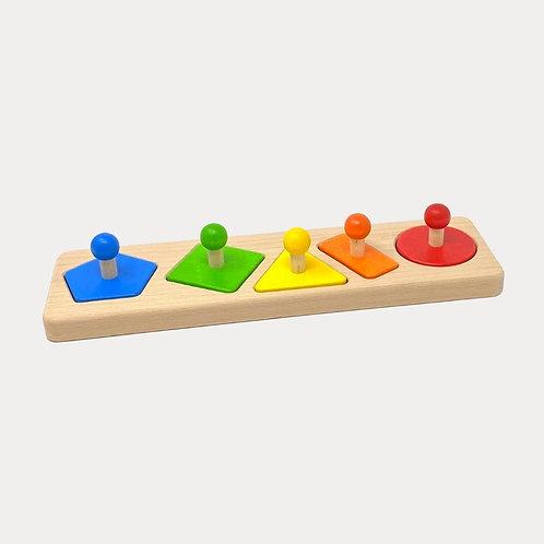 Bajo Sorting Board Puzzle