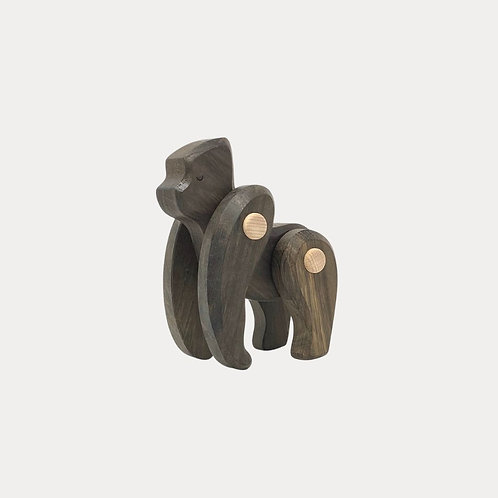 Bajo Gorilla Wooden Toy
