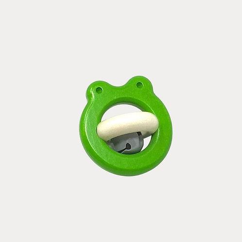 Bajo Wooden Frog Rattle