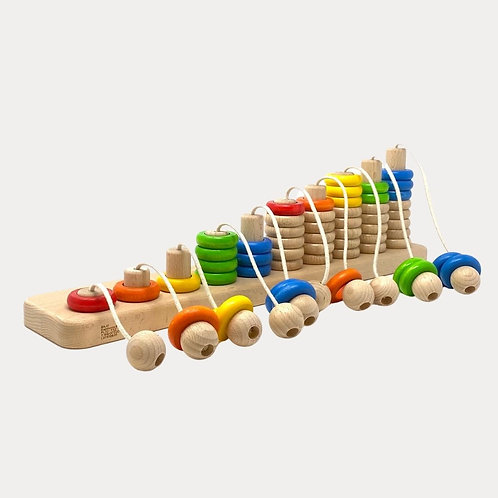 Bajo Rope Abacus for Early Years