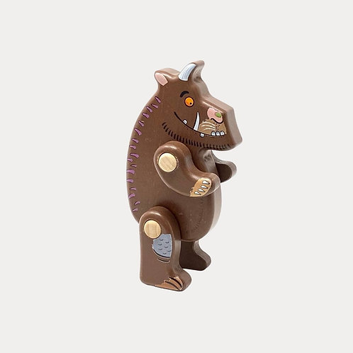 Bajo Gruffalo Official Wooden Figure for Children