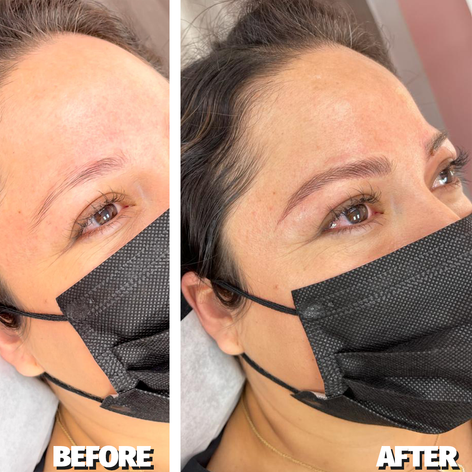 Microblading Example Four