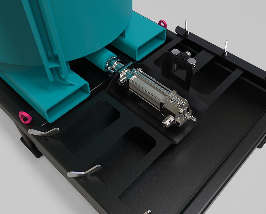 Rubix design grease bulk tank skid 013