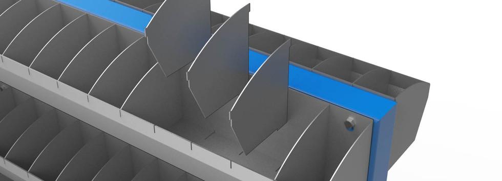Rubix design bolt rack removable slots.j