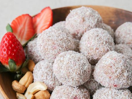 Frozen Berry Frooze Balls