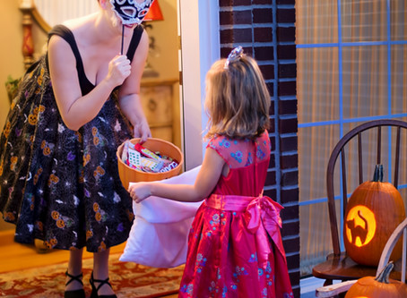 What's really scaring the parents at Halloween?