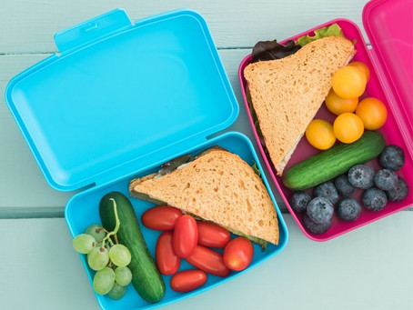 Let's take the pressure out of our children's lunchboxes
