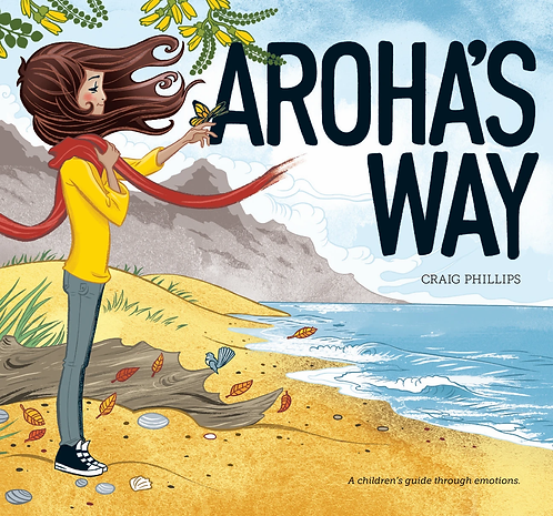 Donate a copy of Aroha's way: A children's guide through emotions