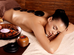 Full Body Hot Stone Massage