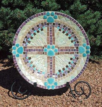 Mosaic Paw Print Turq.jpg