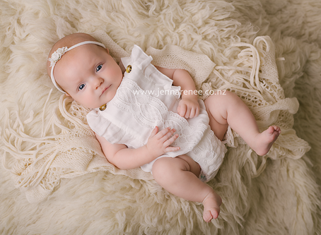 Baby + Family Session