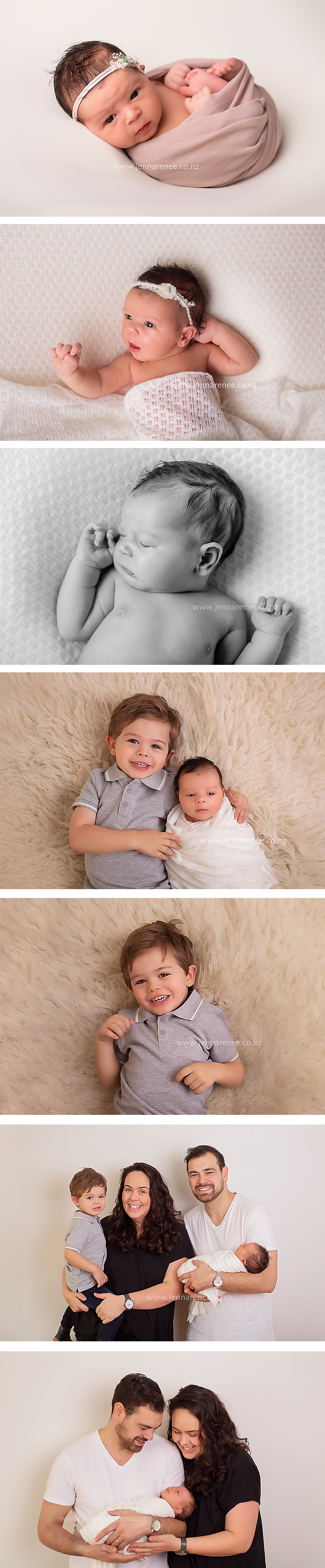 Auckland newborn photography session