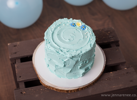 Baby + Cake Smash