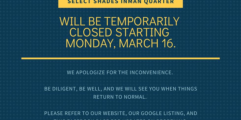 Update on Inman Quarter