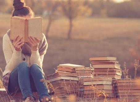 A Book Worm's Habitat