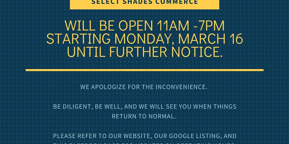 Update on Commerce, GA