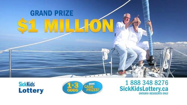 SickKids Foundation Lottery